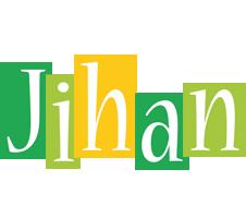 Jihan lemonade logo