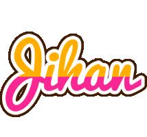 Jihan smoothie logo