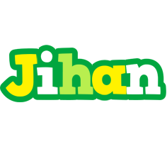 Jihan soccer logo