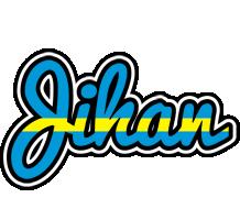 Jihan sweden logo