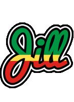 Jill african logo