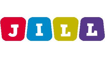 Jill daycare logo