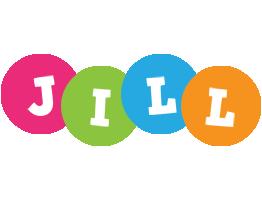 Jill friends logo