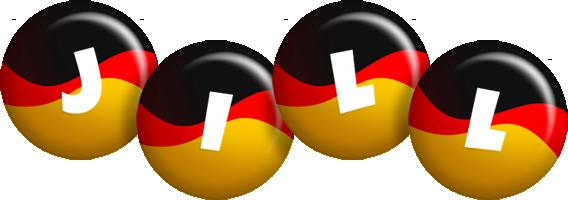 Jill german logo