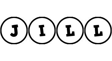 Jill handy logo