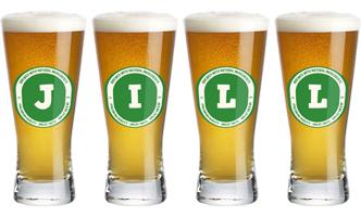 Jill lager logo