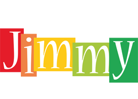 Jimmy colors logo