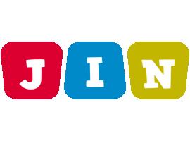 Jin daycare logo