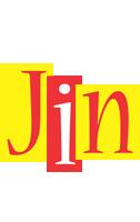 Jin errors logo