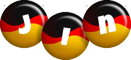Jin german logo