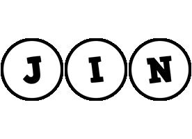Jin handy logo