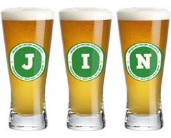 Jin lager logo
