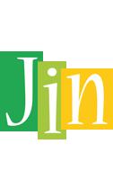 Jin lemonade logo