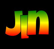 Jin mango logo