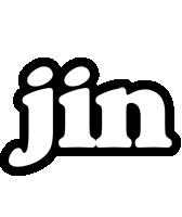 Jin panda logo