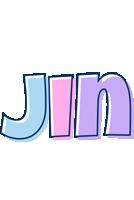 Jin pastel logo