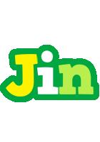 Jin soccer logo