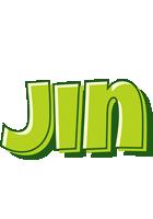 Jin summer logo