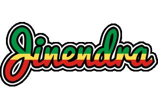 Jinendra african logo