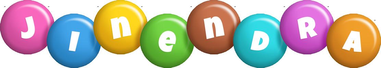 Jinendra candy logo
