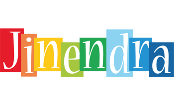 Jinendra colors logo