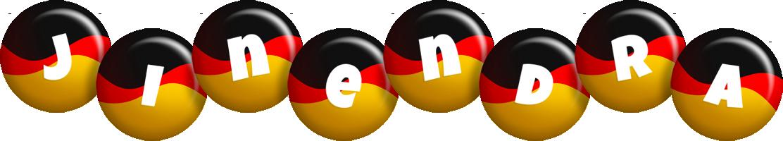 Jinendra german logo