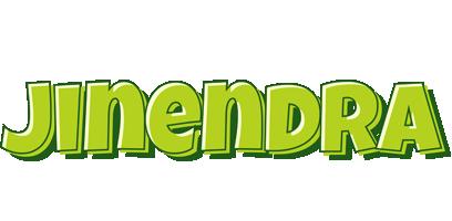 Jinendra summer logo