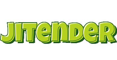 Jitender summer logo