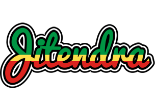Jitendra african logo