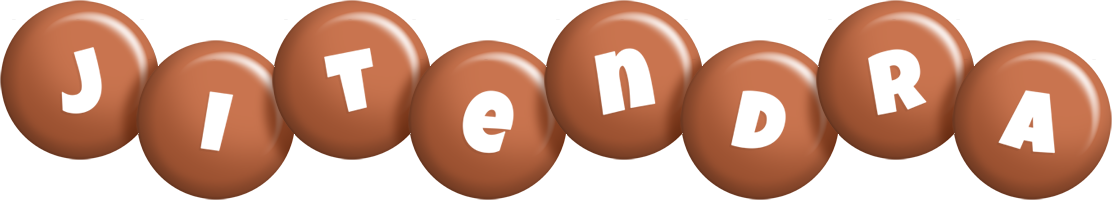 Jitendra candy-brown logo