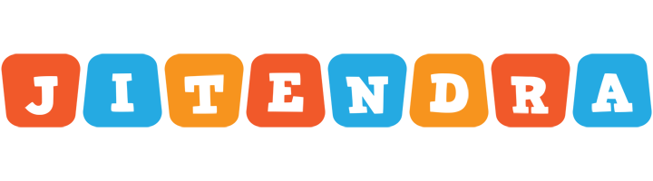 Jitendra comics logo