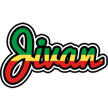 Jivan african logo