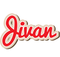 Jivan chocolate logo