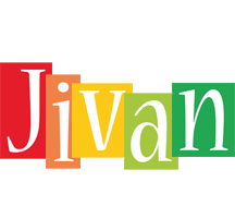 Jivan colors logo