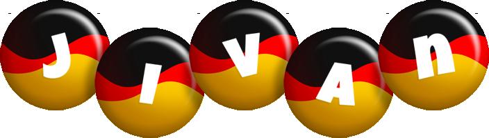 Jivan german logo