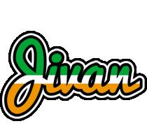 Jivan ireland logo