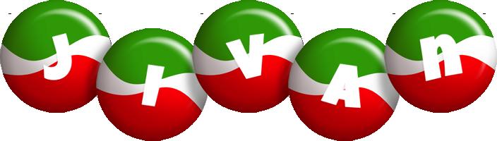 Jivan italy logo