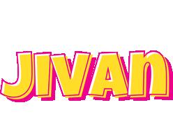 Jivan kaboom logo