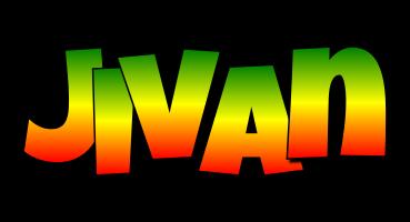 Jivan mango logo