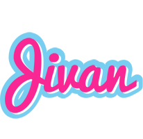 Jivan popstar logo