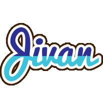 Jivan raining logo