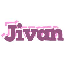 Jivan relaxing logo