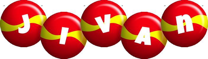 Jivan spain logo