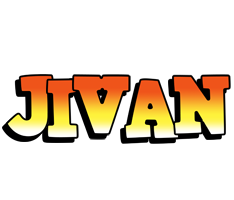 Jivan sunset logo
