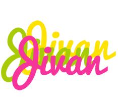 Jivan sweets logo