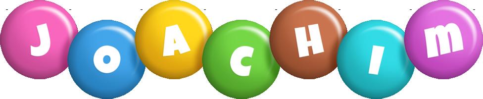 Joachim candy logo