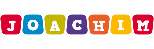 Joachim daycare logo