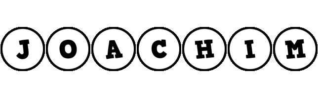 Joachim handy logo