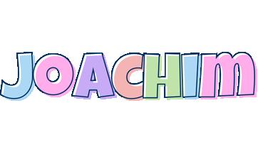 Joachim pastel logo