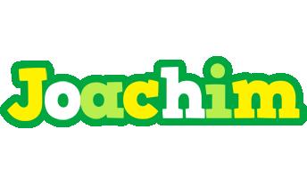 Joachim soccer logo